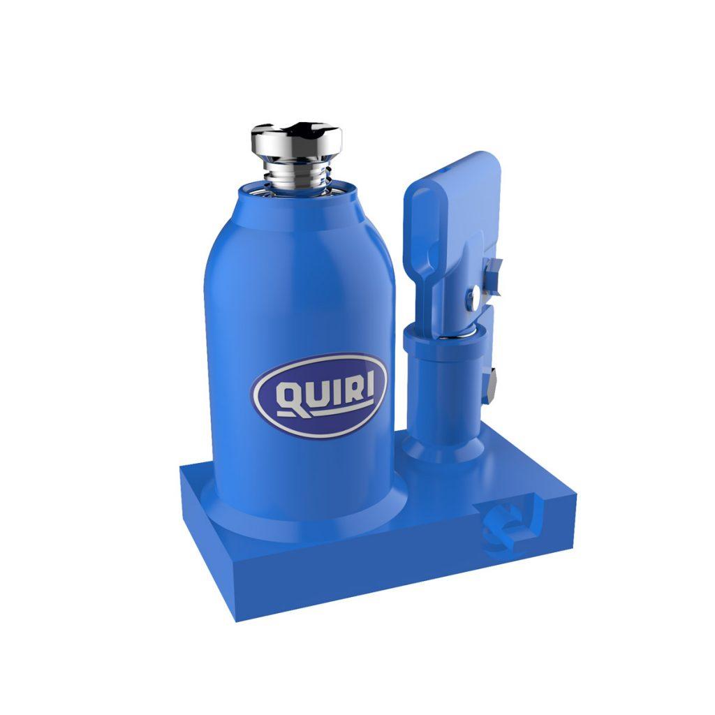 Hydraulic bottle jacks - Lifting tools and equipments - Quiri
