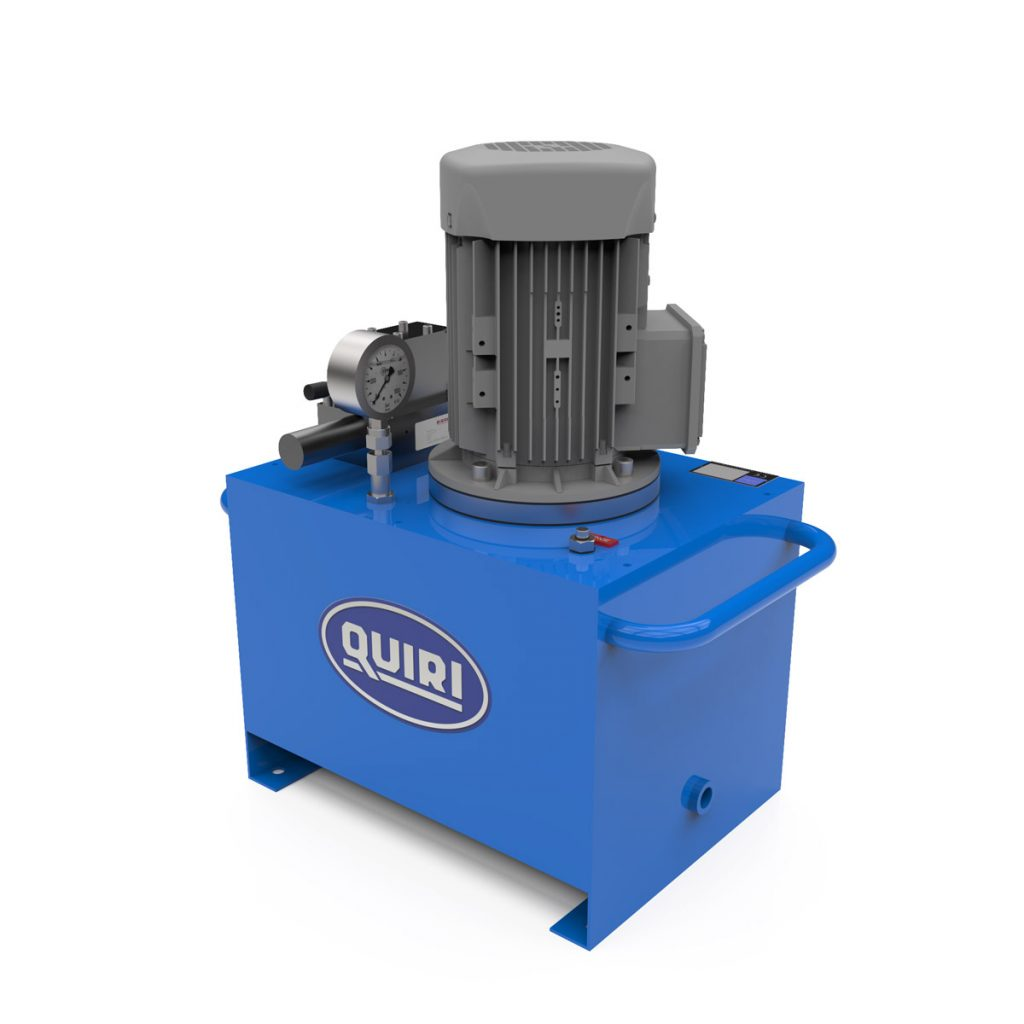 Electro hydraulic pumps - Lifting tools and equipments - Quiri
