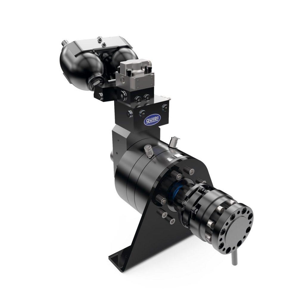HiFi R rotary actuators - QUIRI HYDROSystems - Quiri