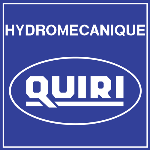 Shell and tube heat exchangers, hydraulic cylinders, components & hydraulic systems, gas springs : Quiri
