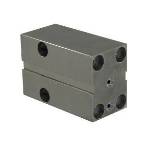 Vérin bloc hydraulique BDA Type F3