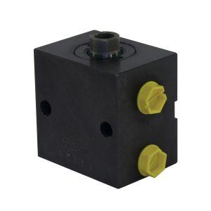 Vérin bloc hydraulique BDE Type Standard