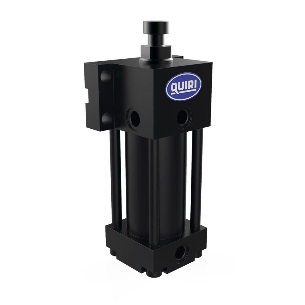 Vérins HVB (Norme CNOMO) - Vérins blocs hydrauliques - Quiri