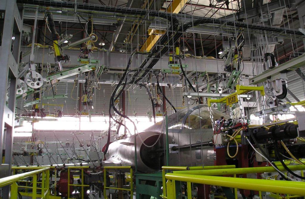 Aerospace structural testing - QUIRI HYDROSystems - Quiri