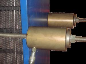Serrage d'échangeurs à plaques - Outillage Levage - Quiri - 2