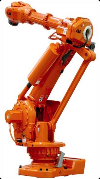 Nitrogen balancer for industrial robot - Gas Springs - Quiri