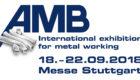 AMB Stuttgart exhibition logo