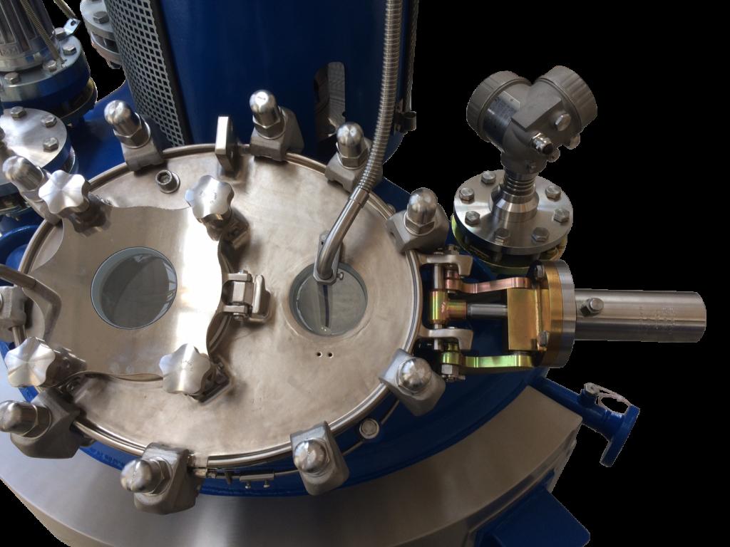ÉQUILIBREUR DE MASSE A AZOTE - Ressorts à gaz - Quiri - 3