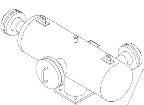 Pulsation dampener - Pressure vessels - Quiri - 3