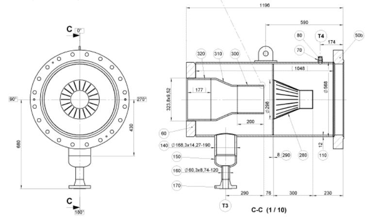 Separators - Pressure vessels - Quiri - 4