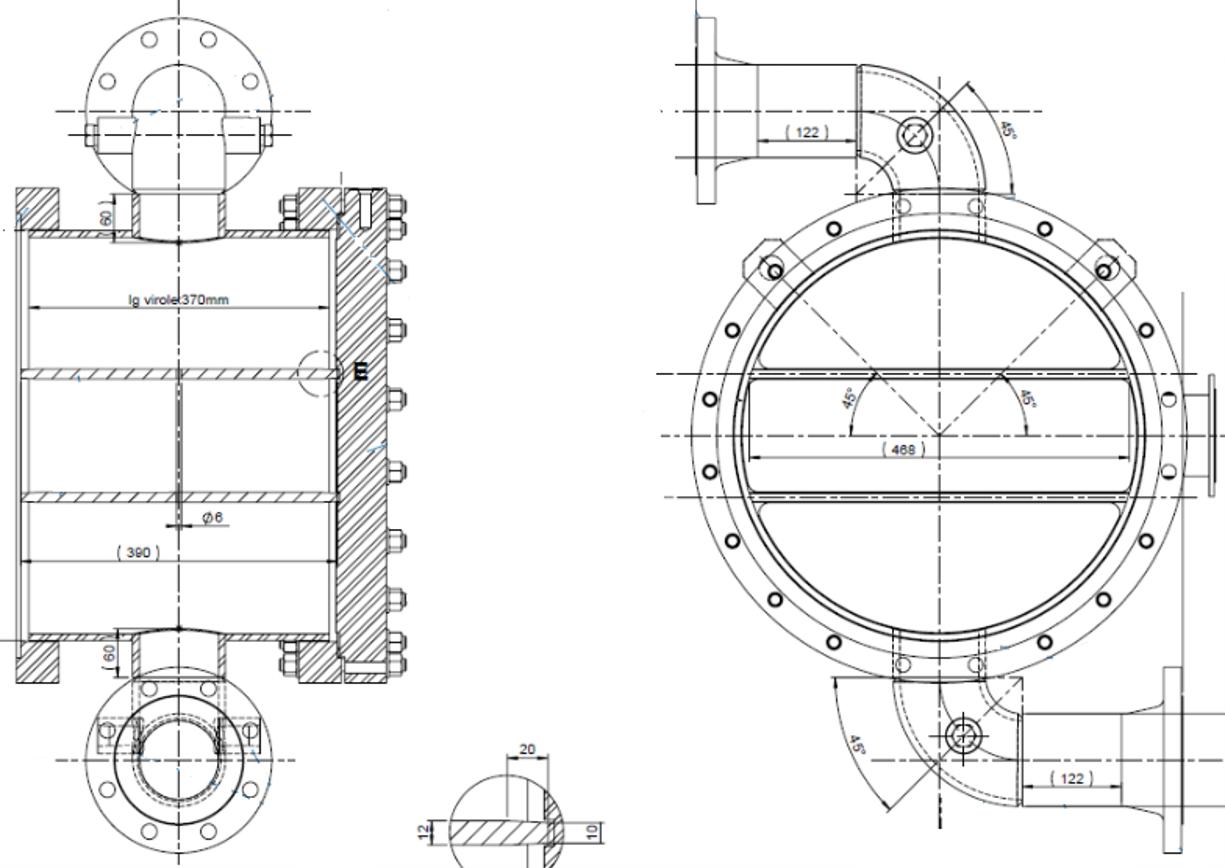 Head box - Spare parts - Quiri - 2