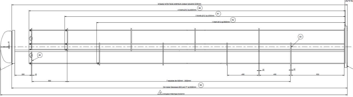 Spare tube bundle - Spare parts - Quiri - 2
