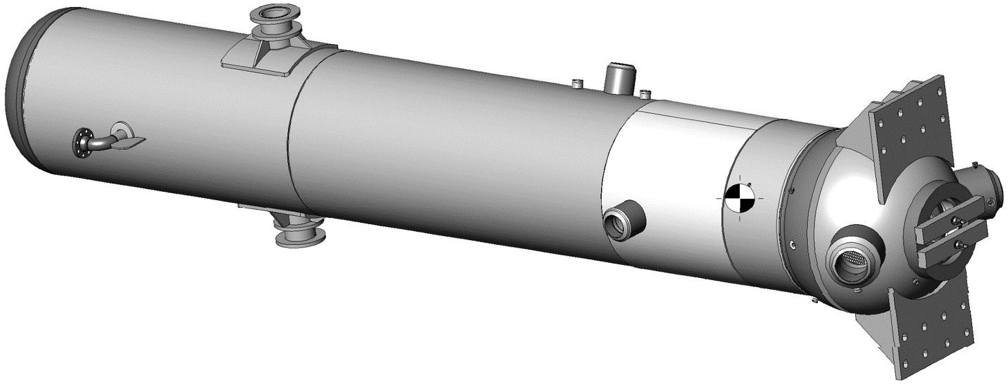 Réchauffeur d'eau alimentaire - Échangeur de chaleur multitubulaires - Quiri - 2
