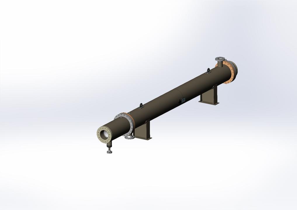 Refroidisseur d'air humide - Échangeur de chaleur multitubulaires - Quiri - 2