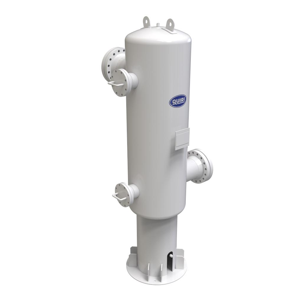 Pulsation dampener - Pressure vessels - Quiri