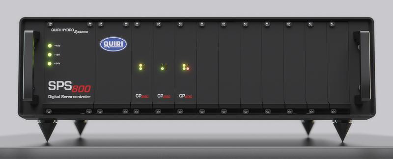 SPS800 digital control system - QUIRI HYDROSystems - Quiri - 4