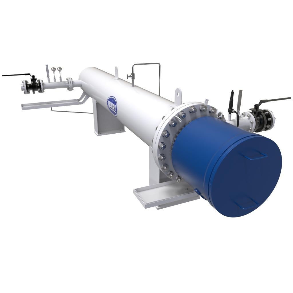 Réchauffeur de fuel électrique - Réchauffeurs électriques, skids & équipements spéciaux - Quiri