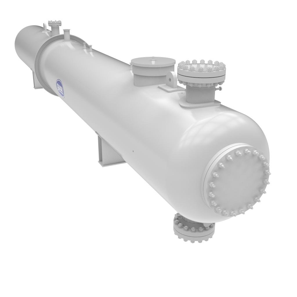Réchauffeur d'eau alimentaire - Échangeur de chaleur multitubulaires - Quiri