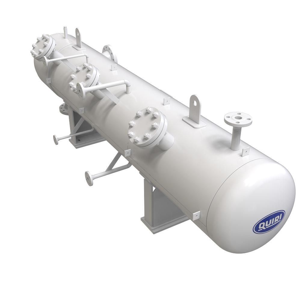 Réservoir tampon - Réservoirs à pression - Quiri