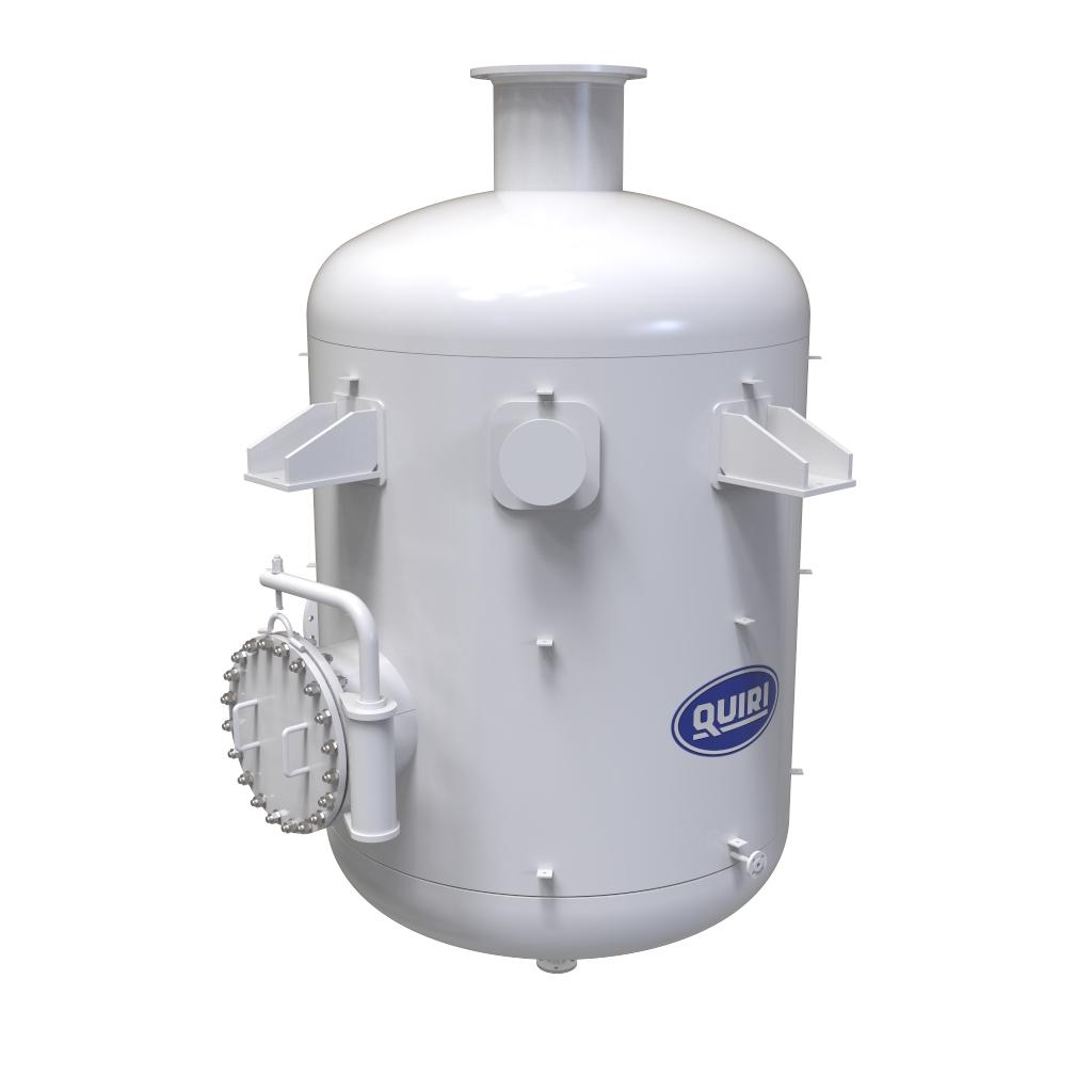 Separators - Pressure vessels - Quiri