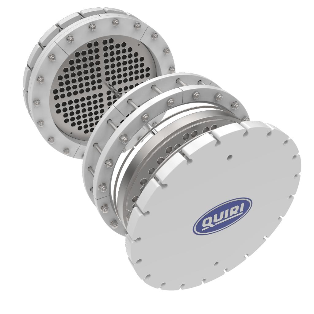 Anneau d'épreuve pour échangeur thermique - Pièces détachées - Quiri