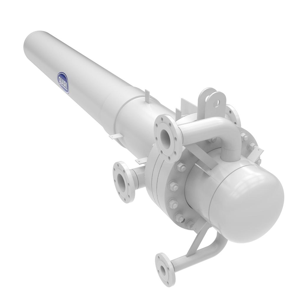 Réchauffeur de fluide process - Réchauffeurs électriques, skids & équipements spéciaux - Quiri