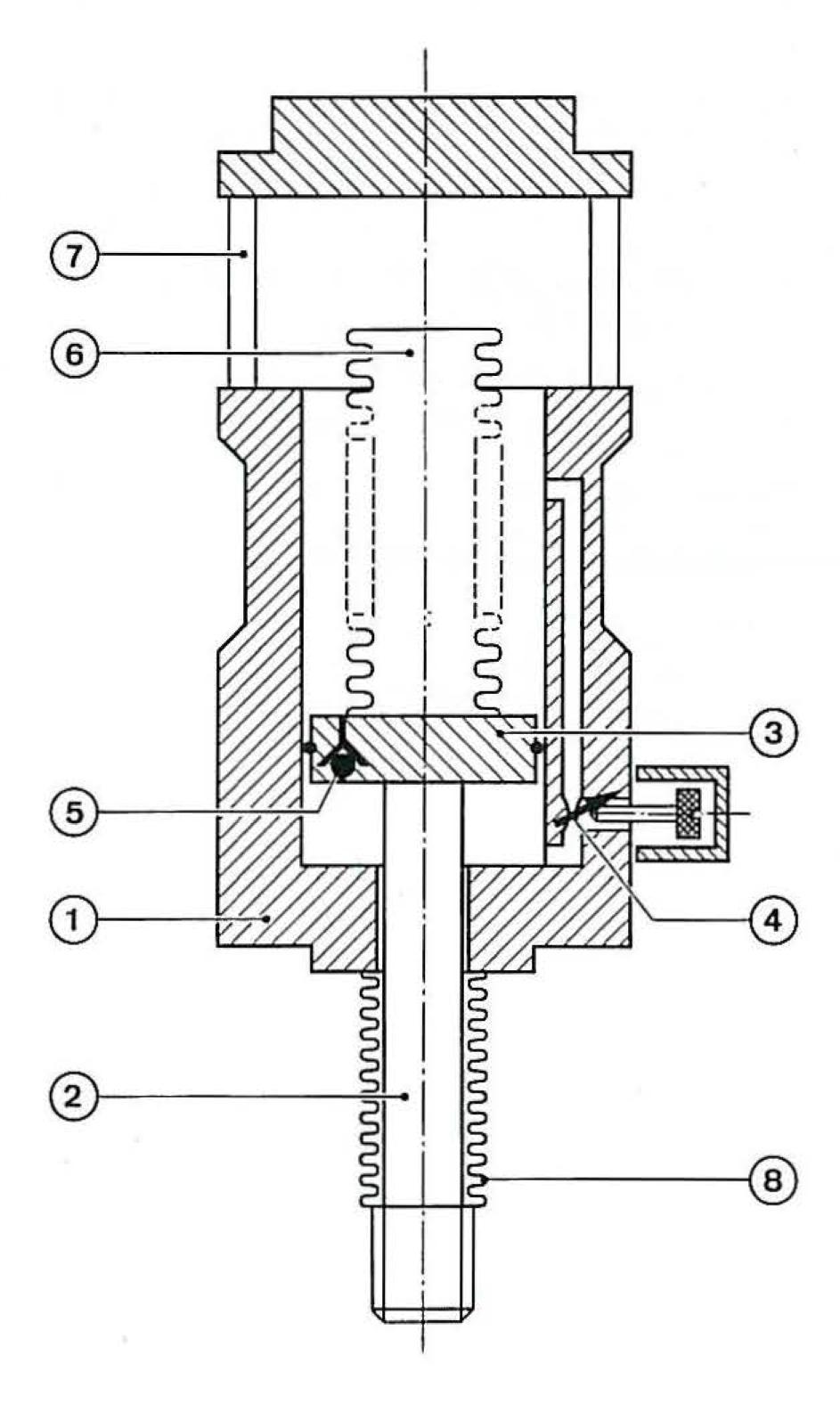 DAS – Dispositif antibattement de soupapes - DAB, vérins et amortisseurs spéciaux - Quiri - 2