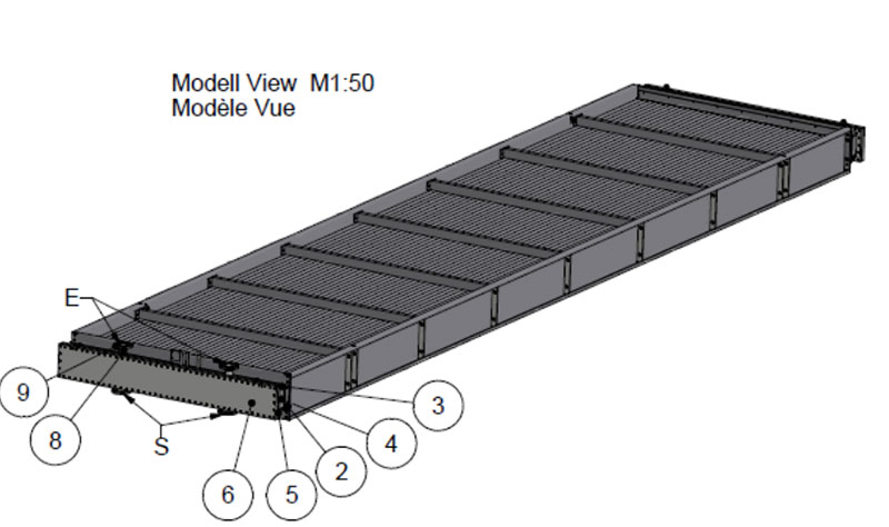 Air cooler bundles - Spare parts - Quiri - 2