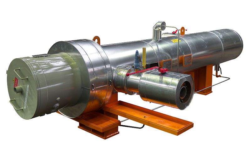 Electrical fuel heater - Electric heaters, skids and special equipments - Quiri - 2